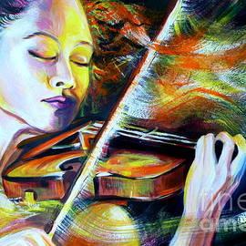 Anna  Duyunova - Vanessa-Mae.Power of Music