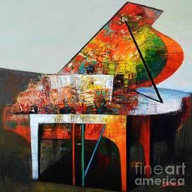 Zheng Li - Variations for Piano No. 23