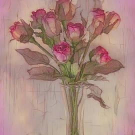 Judi Bagwell - Vase of Roses