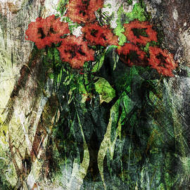 Stefano Popovski - Vase with red flowers