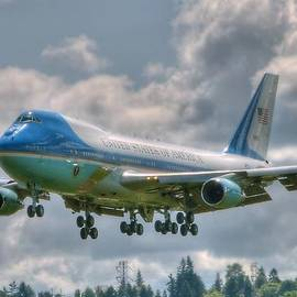 Jeff Cook - VC25 - Air Force One