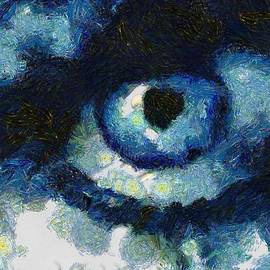 Catherine Lott - Veggie-Licous Blue