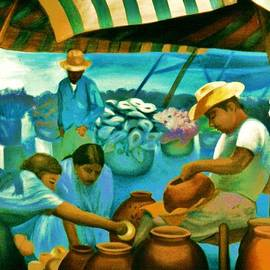 Clotilde Espinosa - Vendors