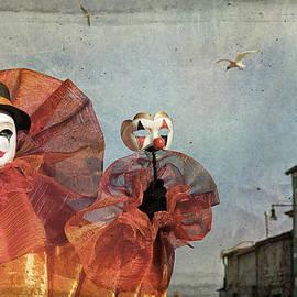 Zina Zinchik - Venetian Carnival - Proudly Clown