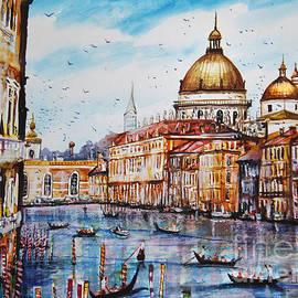 Dariusz Orszulik - Venetian Paradise