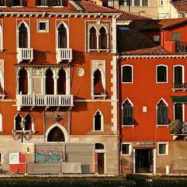 Ira Shander - Venetian Red