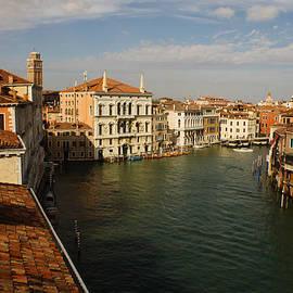 Georgia Mizuleva - Venetian View of the Grand Canal