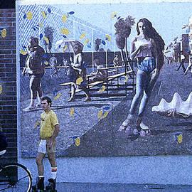 Steve Archbold - Venice Beach Mural