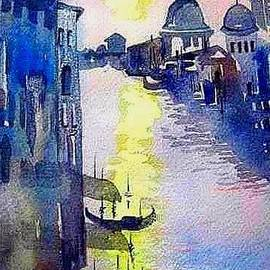 Esther Woods - Venice In the Mood