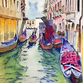 Janine Ferranti - Venice in the Morning
