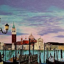 Jasna Gopic - Venice  Italy by Jasna Gopic