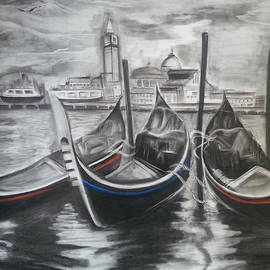 Khushboo Burman - Venice