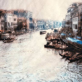 Barbara D Richards - Venice Morning