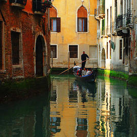 Bob Christopher - Venice Reflections