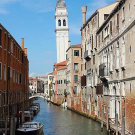 Kiril Stanchev - Venice San Giorgio dei Greci Belltower