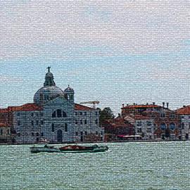 Ronda Metzger - Venice Vaporetto