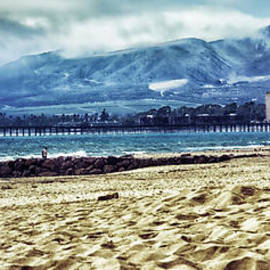 David Millenheft - Ventura Pier from Pierpont Beach
