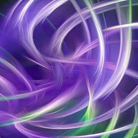 Linda Phelps - Verbeana Abstract