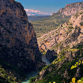 Dany Lison - Verdon Gorge