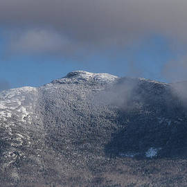 Andy Gimino - Vermont Mount Mansfield Winter Green Mountains