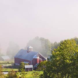 Alan L Graham - Vermont September Morning