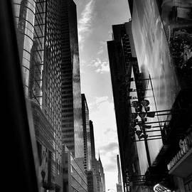 Miriam Danar - Vertical City - Skyscrapers