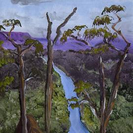 Kate Farrant - Vertical Landscape