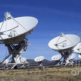 Bob Christopher - Very Large Array Of Radio Telescopes 3