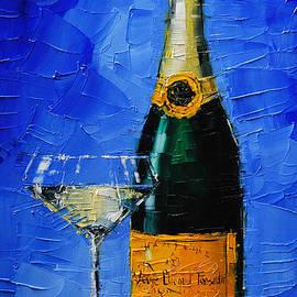 Mona Edulesco - Veuve Clicquot