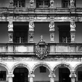 James Brunker - Viana do Castelo Misericordia Building