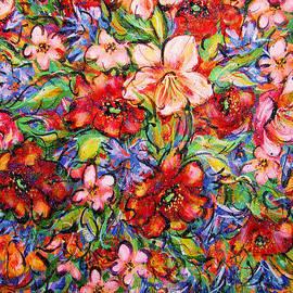 Natalie Holland - Vibrant Blooms