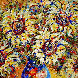 Natalie Holland - Vibrant Sunflower Essence