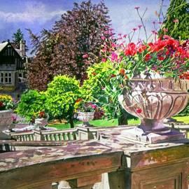David Lloyd Glover - Victoria - Hatley Castle