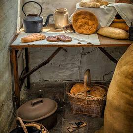 Adrian Evans - Victorian Bakers