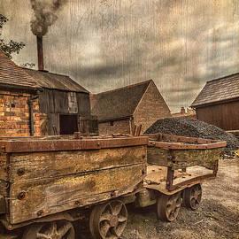 Adrian Evans - Victorian Colliery