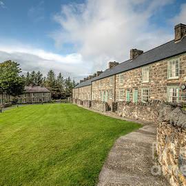 Adrian Evans - Victorian Cottages
