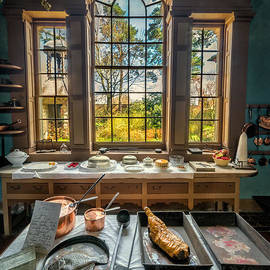 Adrian Evans - Victorian Kitchen Window