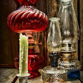 Paul Ward - Victorian Lamps