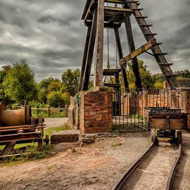 Adrian Evans - Victorian Mine