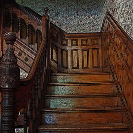 William Walker - Victorian Stairs