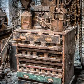 Adrian Evans - Victorian Workshop