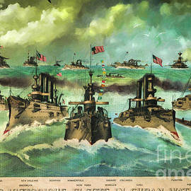 Lianne Schneider - Victorious Navy - 1898