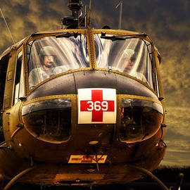 Thomas Woolworth - Vietnam Era Medivac 369 Helicopter