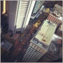 Paul Telling - View From On Top Of Melbourne #melbourne