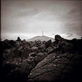 David Bowman - View Towards Reykjanesviti