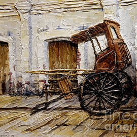 Joey Agbayani - Vigan Carriage 1