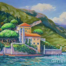 John Clark - Villa Balbianello Lake Como