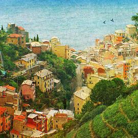 R christopher Vest - Village At Cinque Terre Italy