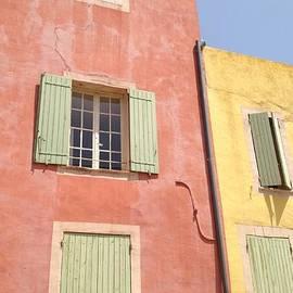Pema Hou - Village of Roussillon France