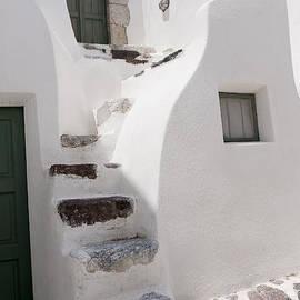 Brenda Kean - Village Steps